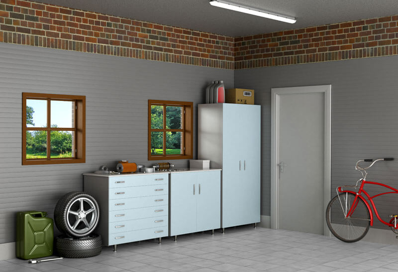 Three Great Ideas To Organize Your Garage